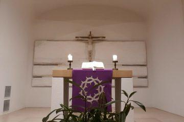 Altar Dreieinigkeitskirche